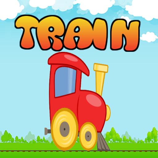 Train for kids LOGO-APP點子