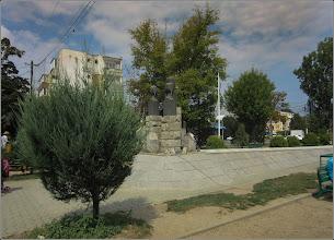 """Photo: Parcul grupului statuar """"Horea, Closca si Crisan"""" - 2017.08.07"""