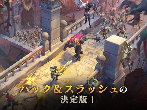 Dark Quest 5(ダーククエスト5)ハクスラRPG