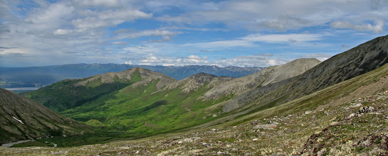 Photo: Lazy Mountain + Talkeetna Range