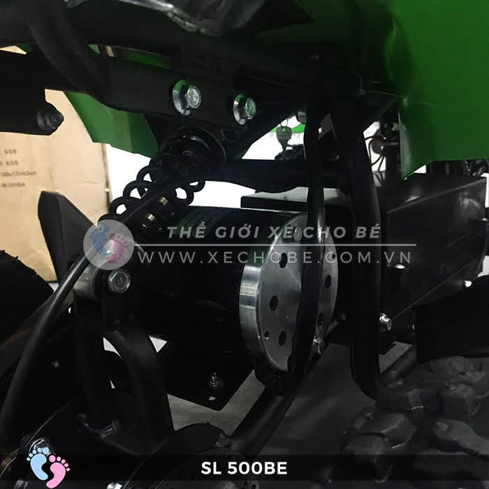 Mô tô điện địa hình cỡ lớn ATV SL500BE 11