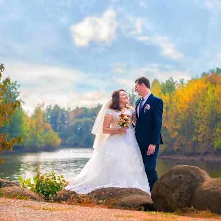Wedding photographer Tatyana Manyuta (Manyuta). Photo of 11.10.2017
