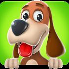 Beagle qui parle:Chien virtuel icon