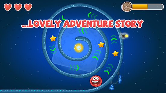 Fun Ball Adventure Screenshot