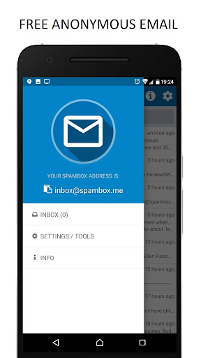SpamBox - Anonymous Temp Email Apk apps 3