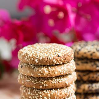 Tahini Cookies Vegetarian Recipes