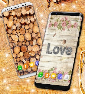 Wood and Sawdust Live Wallpapers - náhled