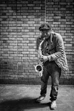 Photo: London #12 - Brick Lane blues...  #street #streetphotography #shootthestreet  #blackandwhite #blackandwhitephotography #bw #monochrome #london