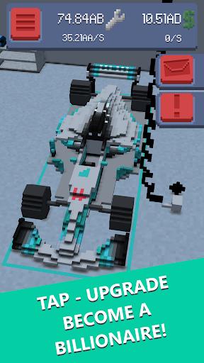 Formula Clicker - Idle Racing Manager & Tycoon screenshots 2