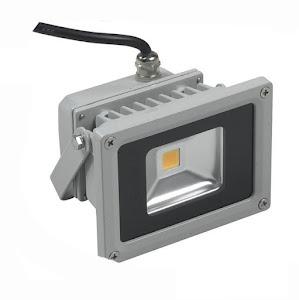 Proiector LED 10W / 20W / 30W din aluminiu pentru interior/ exterior