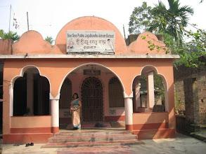 Photo: SriSri Prabhu Jagadbandhu AshramTemple at Barasat, built newly in 2008