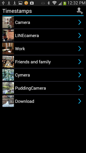 Camera Timestamp Add-on screenshots 3