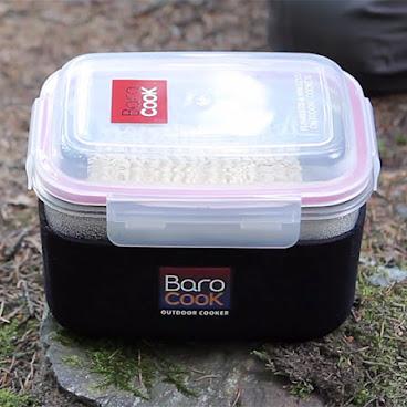 Barocook 無火烹調飯盒 850ml