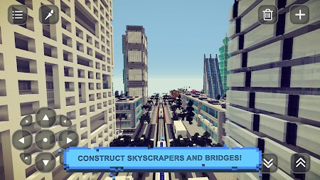 City Build Craft: Exploration APK screenshot thumbnail 1