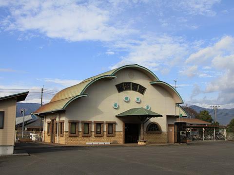 くま川鉄道 多良木駅
