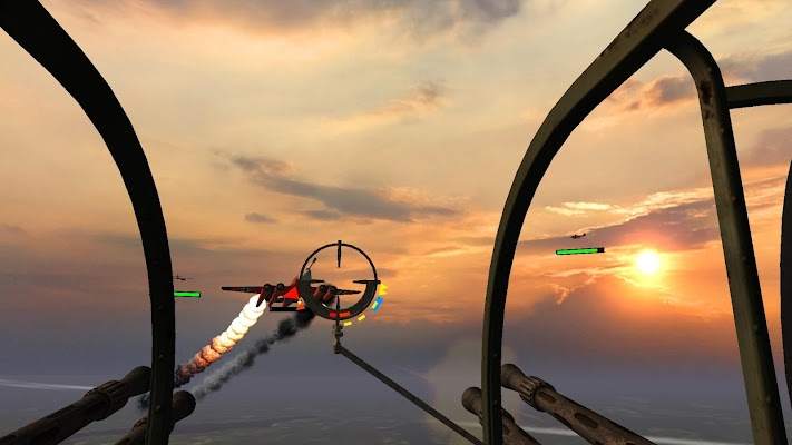 Bandit Six VR- screenshot thumbnail