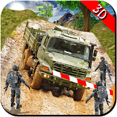 Offroad Army Truck Simulator