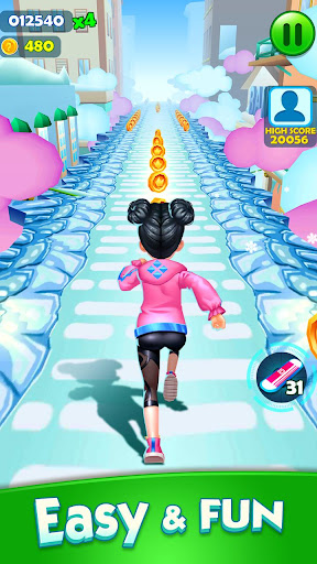 Subway Princess Runner 4.0.3 screenshots 22