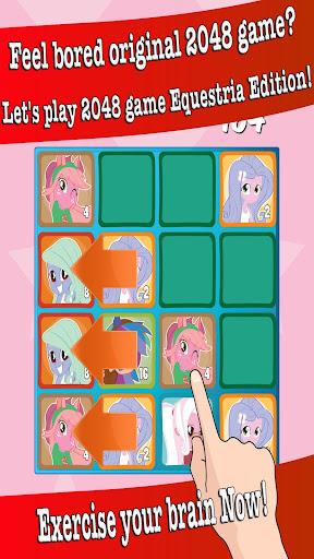 2048 Equestria Girls Games