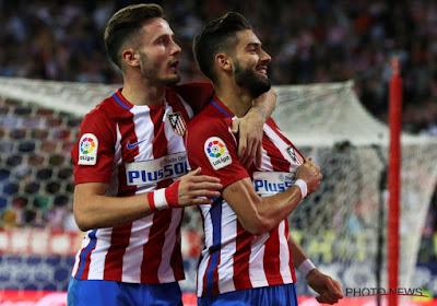 Carrasco a toujours des fans à Madrid