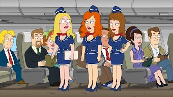 Introducing...The Naughty Stewardesses