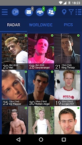 FUNKYBOYS - Gay Dating & Chat screenshot 0