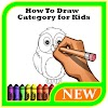 How To Draw Category for Kids Easy APK