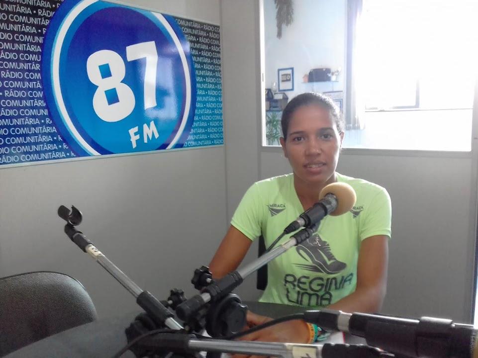 Regina Lima, personal running