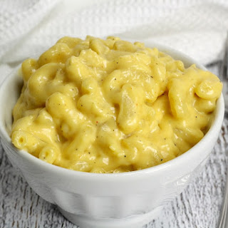Creamy Stovetop Macaroni and Cheese Recipe