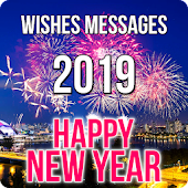 Happy New Year Wishes Cards & Messages 2019