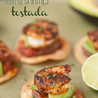 Mini Shrimp Tostadas