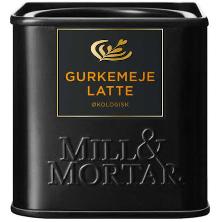 Gurkmeja latte – Mill & Mortar