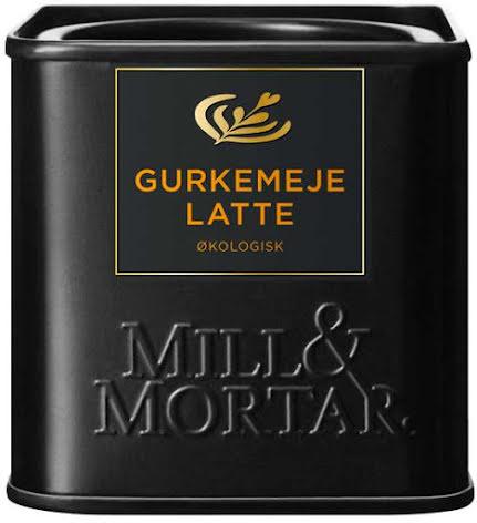 Gurkmeja latte – Mill & Mortar