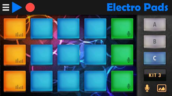 Electro Pads for PC-Windows 7,8,10 and Mac apk screenshot 3