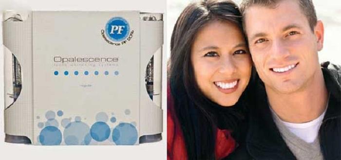 Sử dụng đúng cách thuốc tẩy trắng răng opalescence