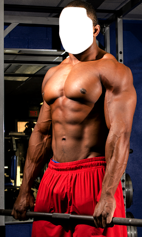 android Body Builder Photo Montage Screenshot 6
