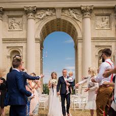 Wedding photographer Tereza Pall (Pall). Photo of 17.10.2018