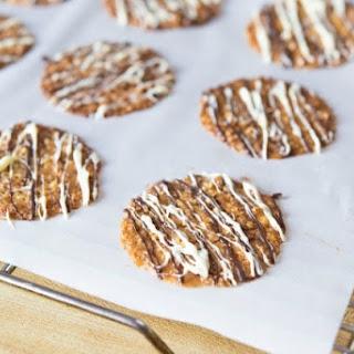 Florentine Lace Cookies.