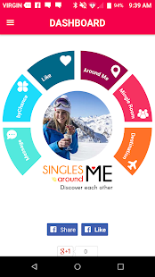 Singles Around Me - Local dating- screenshot thumbnail