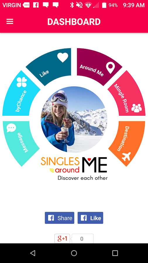 Singles Around Me - Local dating- screenshot