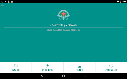 Medical & Drugs Dictionary- screenshot thumbnail