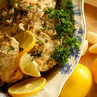 Lemon Garlic Chicken