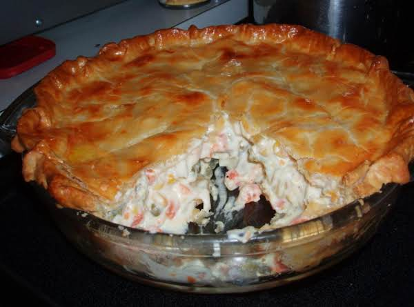 Brenda Easy Pot Pie To Die For Recipe