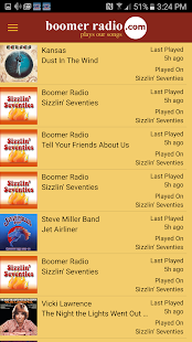Boomer Radio- screenshot thumbnail