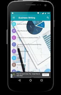 Business Writing - náhled