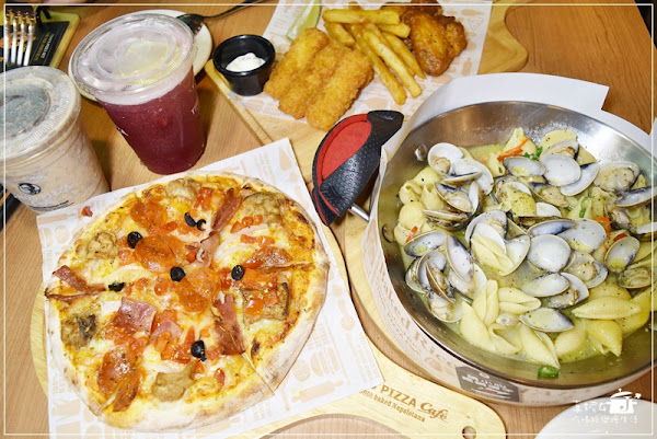 堤諾義式比薩 Tino's Pizza Café 板橋府中店