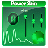 Alien Poweramp Skin