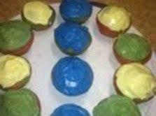 Spring Time Homemade Cupcakes Recipe