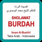 Sholawat Burdah Al-Bushiri