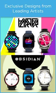 Facer Android Wear Watch Faces Screenshot 3